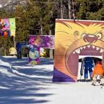 Детские развлечения на горнолыжных курортах Андорры