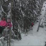 На склонах горнолыжного курорта Коли количество туристов из России не уменьшилось