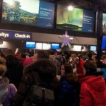Российские туристы наконец-то покинули лапландский горно-лыжный курорт Леви и вылетели в Москву