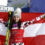 Анна Феннингер завоевывает второе золото на Чемпионате мира в Вейле