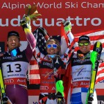 Удача улыбнулась Хиршеру, завоевавшему золото в альпийской комбинации