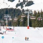 В Авориаз лыжник получил ранение после приземления самолета на трассу