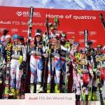 Швейцария выиграла командный  финал, несмотря на ничью со Швецией