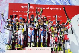 Alpine Skiing World Cup in Meribel