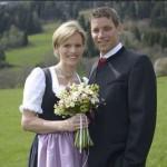 Марлиз Шилд и Бенджамин Райх поженились