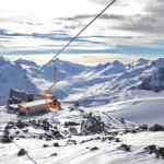 Эльбрус устанавливает самую высокогорную канатную дорогу в Европе
