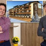 Херманн Майер открывает собственную сеть отелей