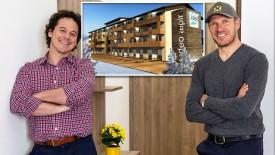 Майер и Шонфельдер открывают сеть отелей.