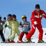 Катание на горных лыжах стало обязательным предметом еще в 10 школах в Испании