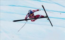 Svindal finishes season