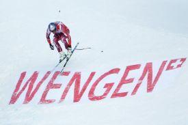 Свиндал побеждает на этапе Кубка мира в Венгене.
