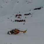 Несколько  человек погибли в лавине в Ле дез Альп