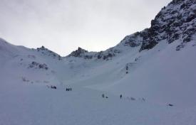 Операция по спасению чешских лыжников.