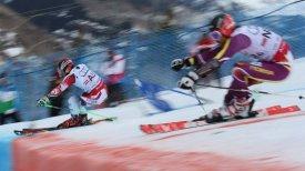parallel slalom Stockholm