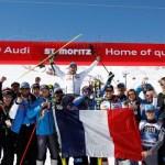 Кубок мира по горным лыжам сезона 2015/16 завершился сегодня слаломной гонкой