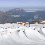 Ледник Ле дез Альп откроет свой летний сезон 18 июня
