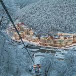 В Сочи завершается отличный горнолыжный сезон