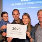 Сразу несколько швейцарских кантонов хотят провести Олимпиаду в 2026 году