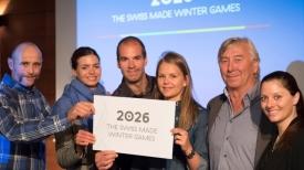 Швейцария хочет провести Зимнюю Олимпиаду 2026.