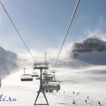5 курортов в Европе, где можно покататься на лыжах прямо сейчас