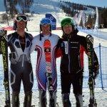 Российские горнолыжники готовятся к этапам Кубка мира в Леви, Лейк Луисе и Бивер Крик