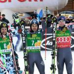 В Валь д'Изере Февр завоевывает свою первую победу в Кубке мира