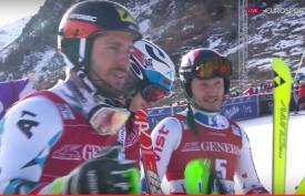 Val d'Isere 2016 WC slalom winners