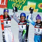 Шиффрин впервые за 4 года была дисквалифицирована на слаломном этапе Кубка мира