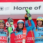 Кристофферсен продолжает свою победную серию в Венгене