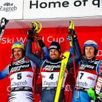 50 летний юбилей Кубка мира отмечен слаломной гонкой в Загребе