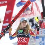 Шиффрин завоевала свой четвертый Кубок мира в слаломе