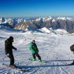 Временное открытие Ле дез Альп на 1 ноября