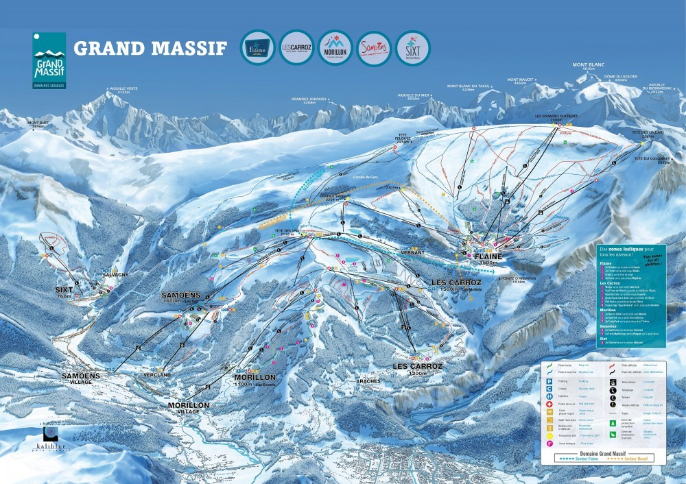 Ski-map-Grand-Massif