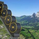 В Штоос строится самая крутая канатная дорога в мире