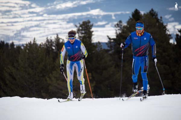 Аранза. Беговые лыжи в Каталонии
