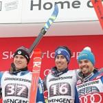 Павел Трихичев второй в альпийской комбинации в Венгене!