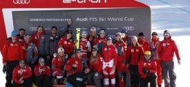 Австрийская альпийская национальная сборная 2020/21