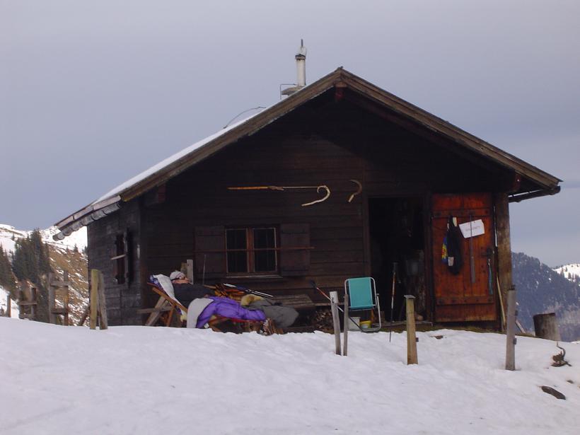 Горнолыжный курорт Альменвельт-Лофер