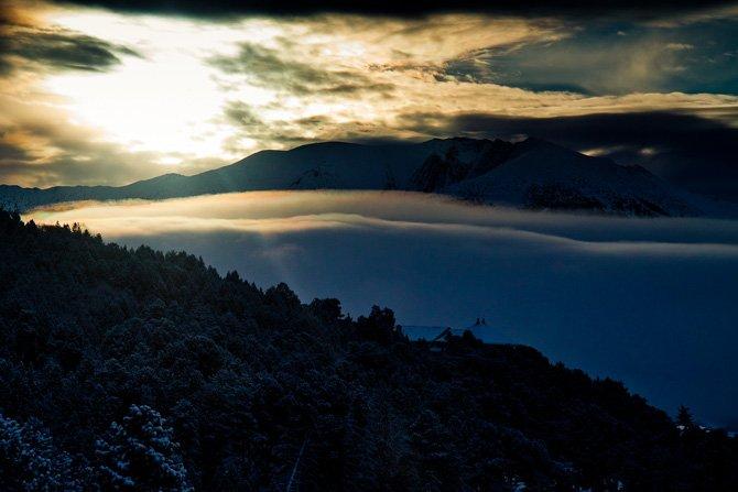 Горнолыжный курорт Фон Роме  - Пиренеи 2000